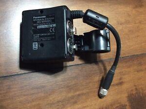 Panasonic AG-MYA30G Microphone Adapter Untested