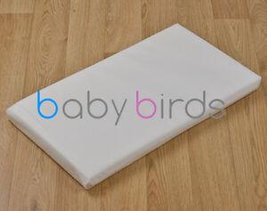 Silver Cross Dolls Pram Mattress by Baby Birds for Coachbuilt Standard