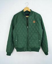 Urban Classics - Herren Steppjacke - Diamond Quilt Nylon Jacke - Bomberjacke M