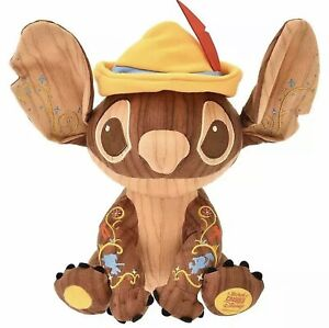New Disney Store 2021 Stitch Crashes Plush Pinocchio May Limited CONFIRMED