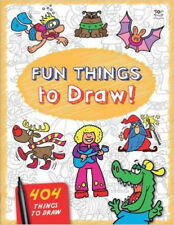 Fun Things To Draw (How to Draw 404), New, Dan Green Book