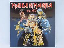 """Iron Maiden  - Maiden Mania 80/87 - 5 ×Vinyl, 12"""""""
