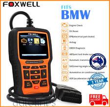 FOXWELL NT510 OBD2 Auto Fault Code Reader Reset Diagnostic Scan Tool FITS BMW