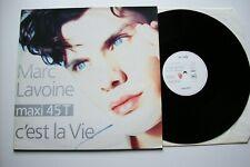 Maxi 45 tours Marc Lavoine – C'est la vie