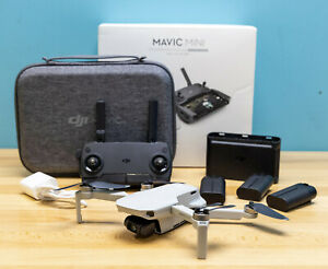 DJI Mavic Mini Fly More Combo Quadcopter Drone