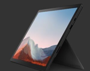 NEW Microsoft Surface Pro 7+ Plus, BLACK,Intel i7 11th GEN 16GB 256GB SSD NO LTE