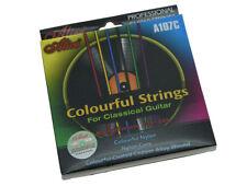 Colorful Nylon Classical Guitar String Normal Tension Set of 6 Guitar Strings