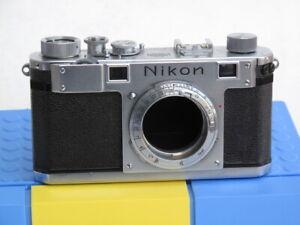 """Nikon RF rangefinder S body ONLY, US SELLER """"LQQK"""""""