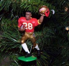 warrick DUNN florida state SEMINOLES football NFL xmas ornament HOLIDAY jersey
