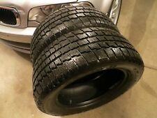 ALMOST NEW 2 TWO COOPER WEATHER-MASTER S/T 2 235/55R17 235 55 17 M+S 99T 1504B