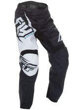 Pantalons de cross noirs Fly