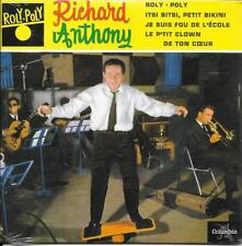 CD CARDSLEEVE 4T RICHARD ANTHONY ITSI BITSI, PETIT BIKINI FRENCH EP SÉRIE NEUF