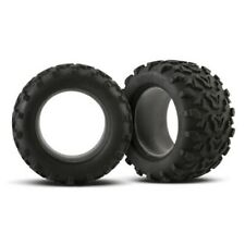 "Traxxas 4973 Off-Road Maxx Tires (2) for 3.8"" Rim: Revo 2.5/3.3"