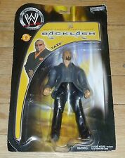 2004 WWF WWE Jakks Tazz Taz Wrestling figure MIP Backlash ECW