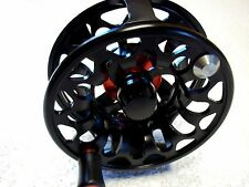 Fly Reel MACH IV 9/11 WT Thunder Bay CNC Saltwater Sealed Drag Black
