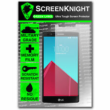 ScreenKnight LG G4 / H815 FRONT SCREEN PROTECTOR invisible military shield