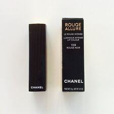 CHANEL ROUGE NOIR ROUGE ALLURE 109 LIPSTICK LIMITED EDITION SOLD OUT