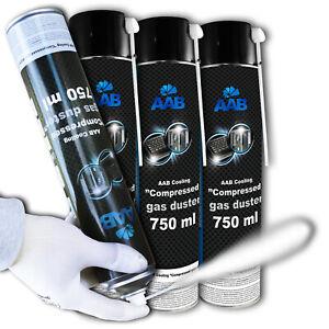3 x ICESPRAY KÄLTESPRAY 750 ML, KÜHLSPRAY BIS -50°C VEREISUNGSSPRAY EISSPRAY