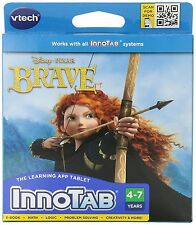 Vtech Innotab Game - Brave - Brand New