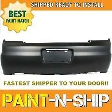 Fits 2001 2002 Honda Accord Coupe Rear Bumper Painted (HO1100198)