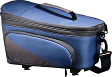Racktime Fahrrad Aufsatz Gepäckträgertasche Talis Plus berry blue