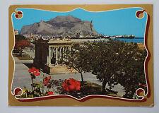 Schöne alte Ansichtskarte AK - Italien Palermo Monte Pellegrino