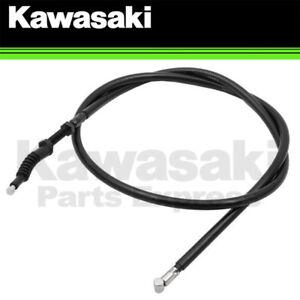 NEW 2003 - 2004 GENUINE KAWASAKI NINJA ZX-6R / 6RR CLUTCH CABLE 54011-1423