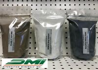 Silica Fume, Fly Ash, GGBFS Slag Cement Sampler