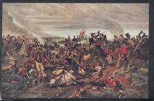Advertising Postcard - Pearks' Tea - The Battle of Waterloo    RS14505