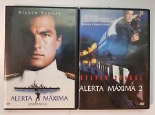 PELICULA DVD PACK ALERTA MAXIMA 1+2