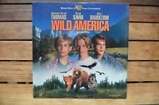 WILD AMERICA a Warner Bros  - NEW LaserDisc - FREE Post - mmoetwil@hotmail.com