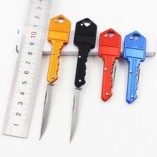 Porte cle-couteau survie-étui-couteau-couteau de poche-survie-securité-défence