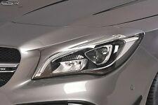 CSR Scheinwerferblenden für Mercedes CLA X117 C117 2013- Böser Blick Blenden ABS