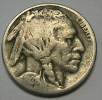 1928-S Buffalo Nickel in Lower Grade Great Filler Coin Great Price DUTCH AUCTION
