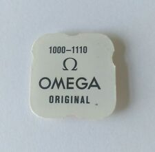 Omega 1000 # 1110 Setting Lever Spring New Factory Sealed Genuine Swiss