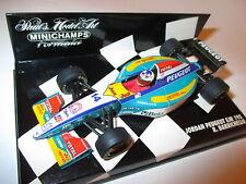 F1 Jordan Peugeot EJR 195 Rubens Barrichello #14, Minichamps in 1:43 boxed!