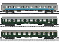 Trix/minitrix 15995 Schnellzugwagenset Baltic-orient-express Dr In N
