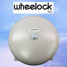 WHEELOCK WHTB-593 LOUD PHONE RINGER INDOOR/OUTDOOR RINGING SHOP WAREHOUSE BELL