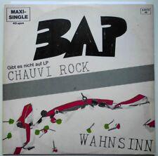 "12"" DE**BAP - CHAUVI ROCK / WAHNSINN (EIGENSTEIN MUSIKPRODUKTION '83)**30996"