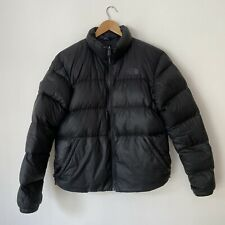 The North Face Nupste 700 Down Puffer Triple Black