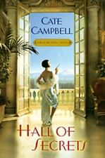 BRAND NEW Benedict Hall Novel : Hall of Secrets by Cate Campbell Paperback