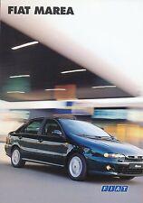 FIAT MAREA PROSPEKT 9/96 brochure 1996 auto opuscolo auto prospetto broschyr BIL