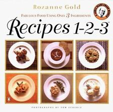 Recipes 1-2-3: Fabulous Food Using Only 3 Ingredients