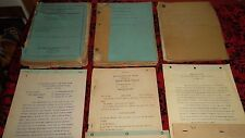 KIRBY LUMBER CO. COLLECTION  -  Deeds -  ICC Lawsuits  -  Texas History Lot
