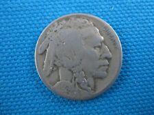 1924 S Buffalo Nickel US 5 Cent Coin