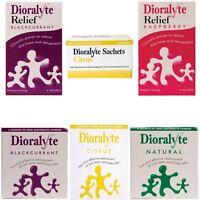 Dioralyte | Blackcurrant Citrus Natural Raspberry 6-20 Sachets | Full Range