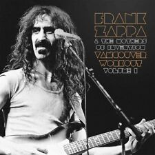 FRANK ZAPPA & THE MOTHERS OF INVENTION VANCOUVER WORKOUT VOL.1 DOPPIO VINILE LP