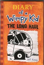 THE LONG HAUL (Diary Of A Wimpy Kid #9) Jeff Kinney ~ NEW 1st Ed HC 2014