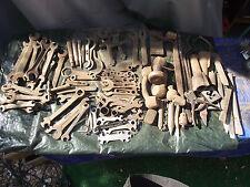 Alte Schlüssel Werkzeuge Konvolut Heinrich Lantz AEG Sachs Motor Weintz HF 911