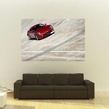 Poster of Alfa Romeo Competizione 8C HD Huge Print 54x36 Inches